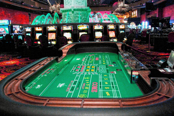 Casino Craps | All the action from the casino floor: news, views and more