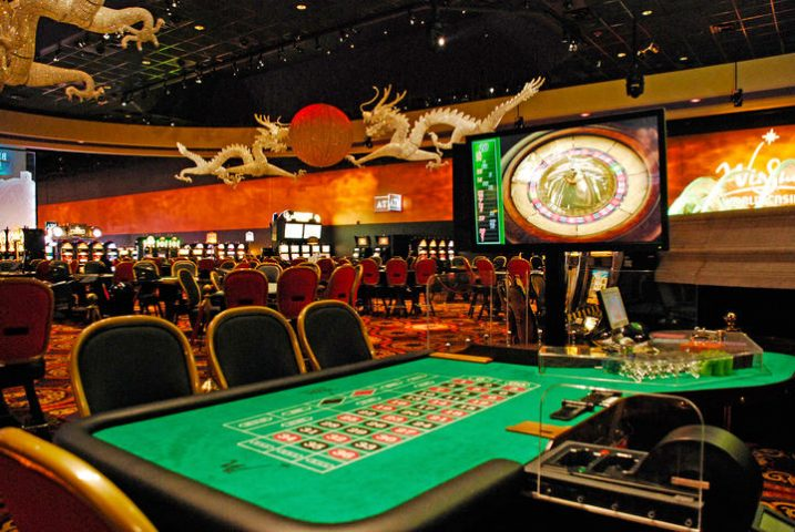 Club World Casino Roulette